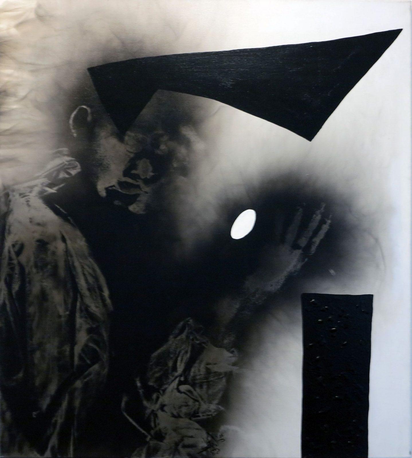Szirtes János: Portré II