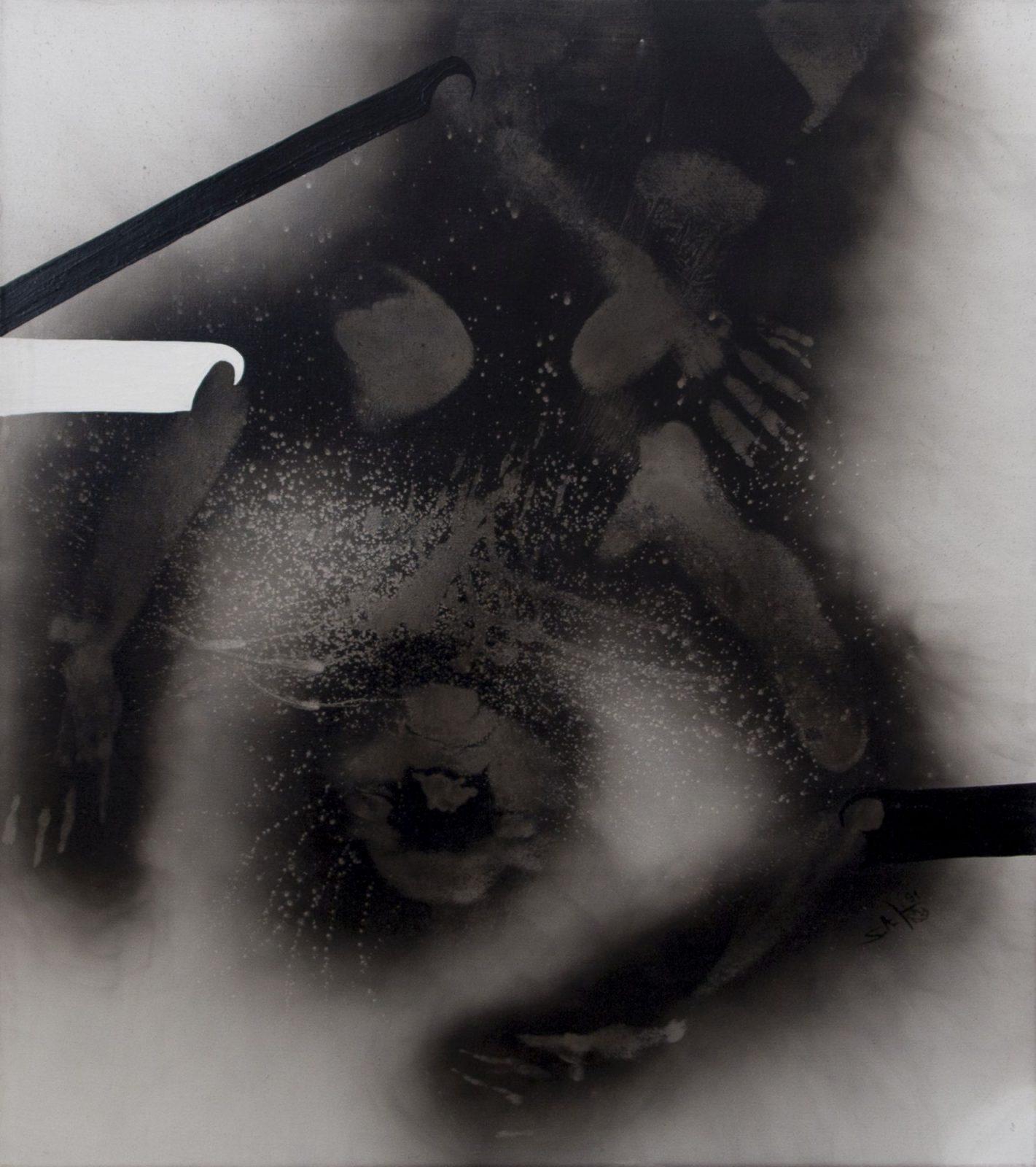 Szirtes János: Portré III.91