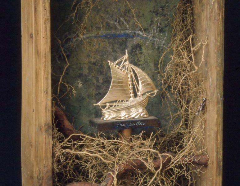 Ujházi Péter: Hajó