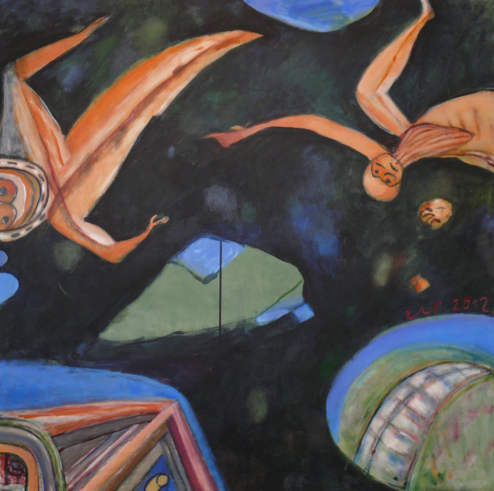 Ujházi Péter: Külföldi szellemek