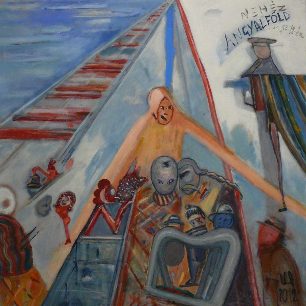 Ujházi Péter: Nehéz Angyalföld