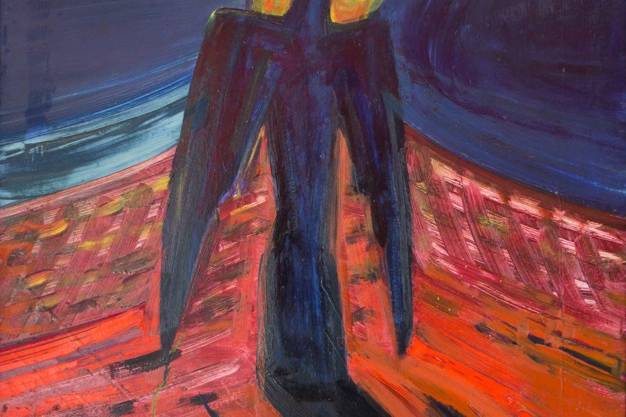 El Kazovszkij: Half-Angel with Shadow