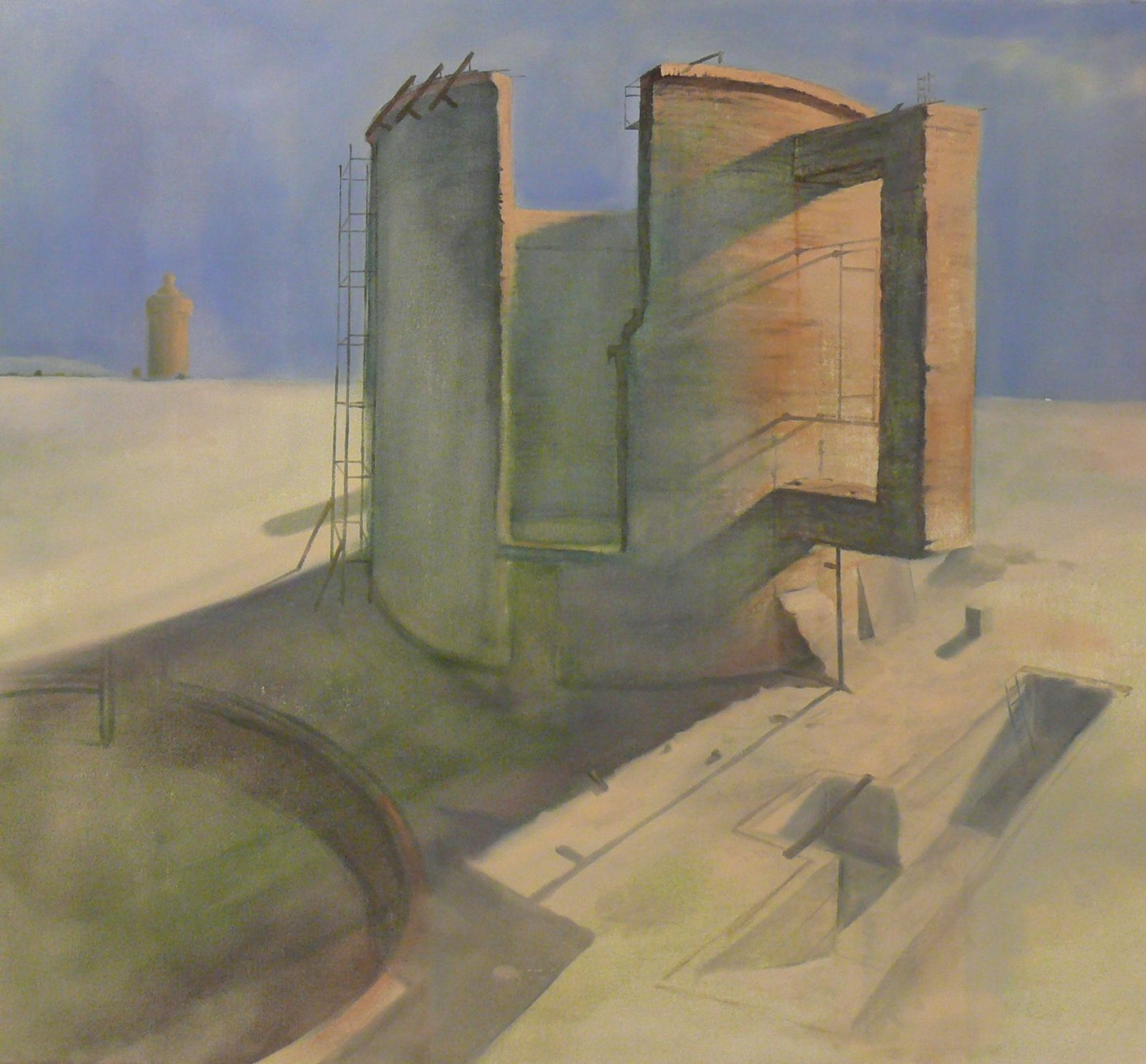 Herman Levente: Zóna 16 – Sántier
