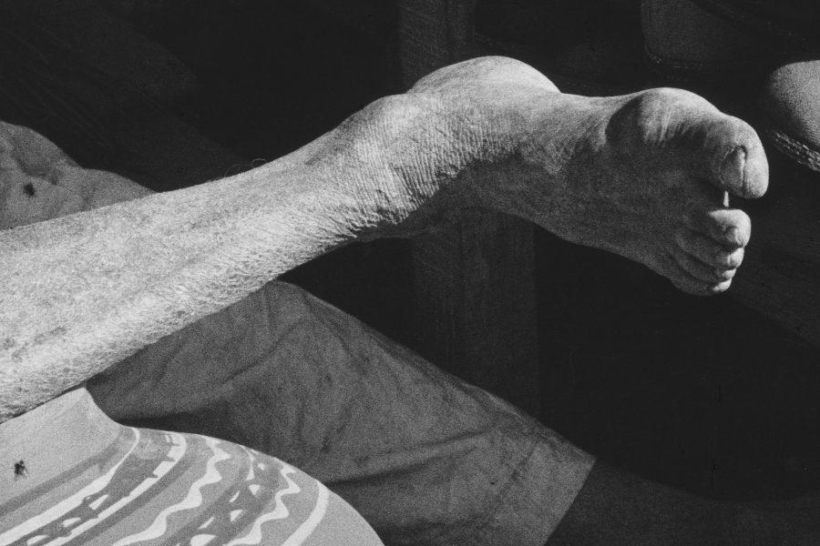 Lucien Hervé: A láb