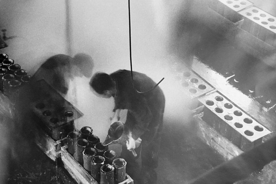 Lucien Hervé: Lőszergyár