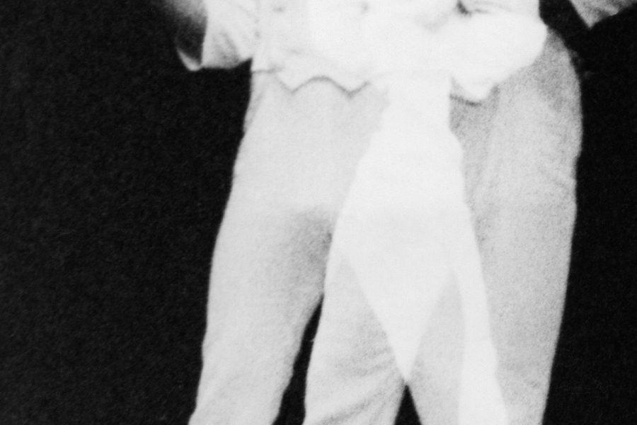 Lucien Hervé: Marcel Marceau pantominművész