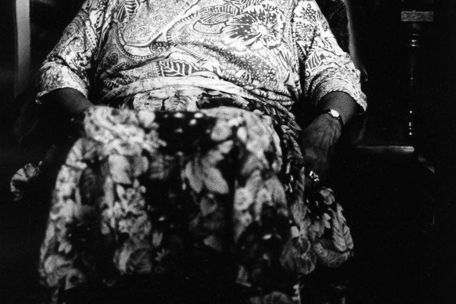 Rodolf Hervé: Fekete anya