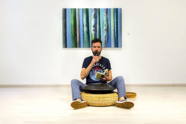 Sirokai Mátyás A vándorfák lüktetése_Herman Levente kiállításán_2018 (6)