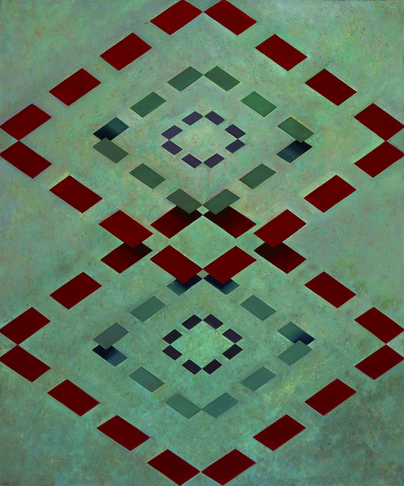 Róbert Várady: Fractals (G+R+P)
