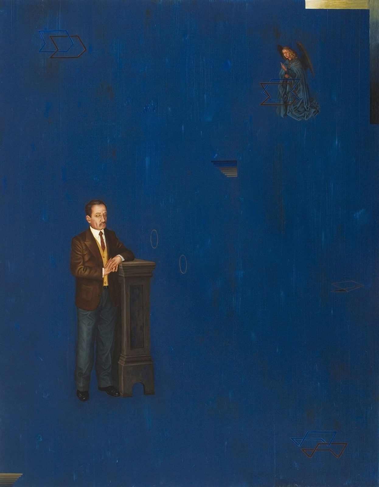 Róbert Várady: Hommage a Rilke II