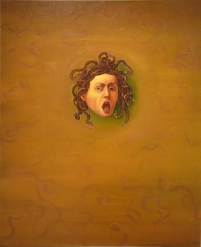 Róbert Várady: Meduses Still Exist (To Caravaggio)