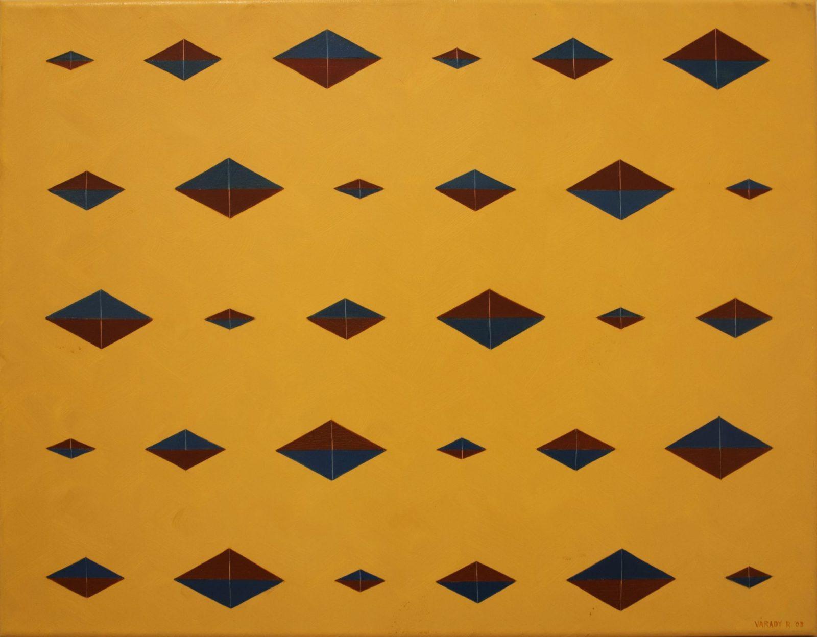 Róbert Várady: Fractals (Y+R+B)