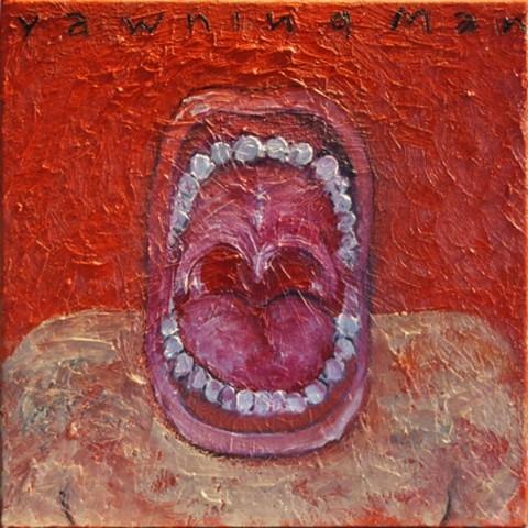 franyo aatoth: Yawning Man