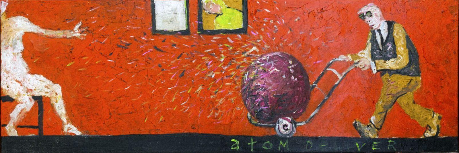 franyo aatoth: Atom Deliver