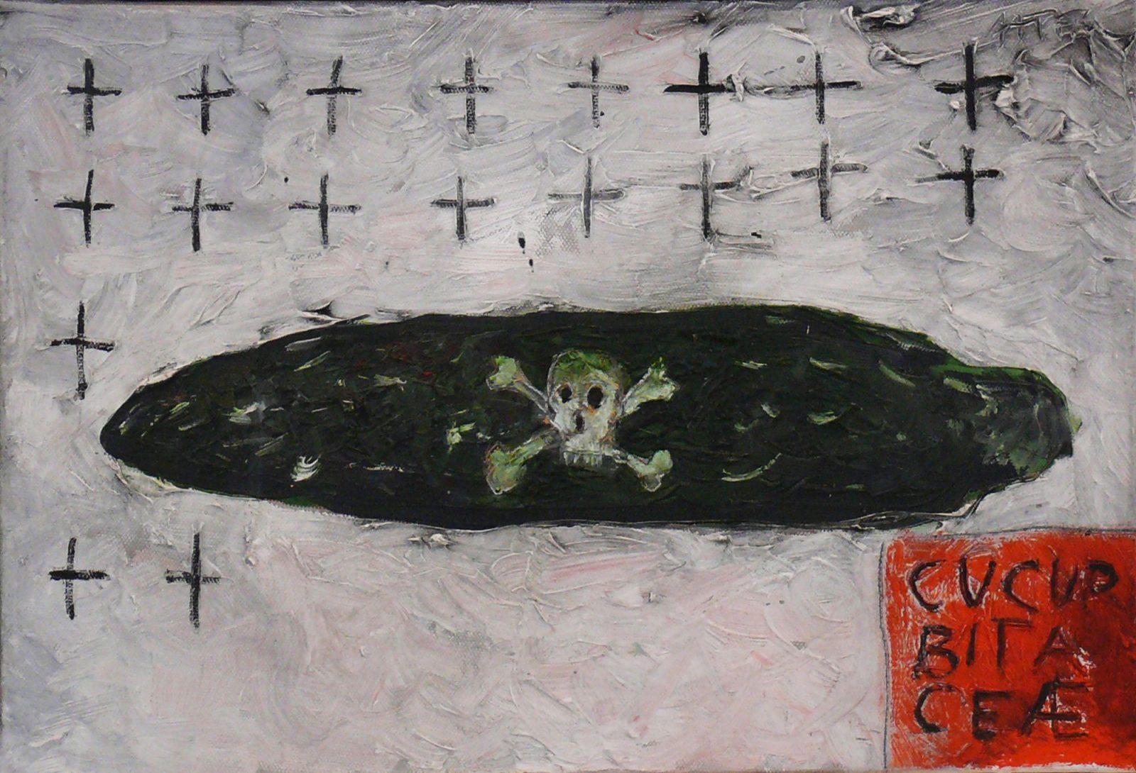 aatoth franyo: Halálos uborka