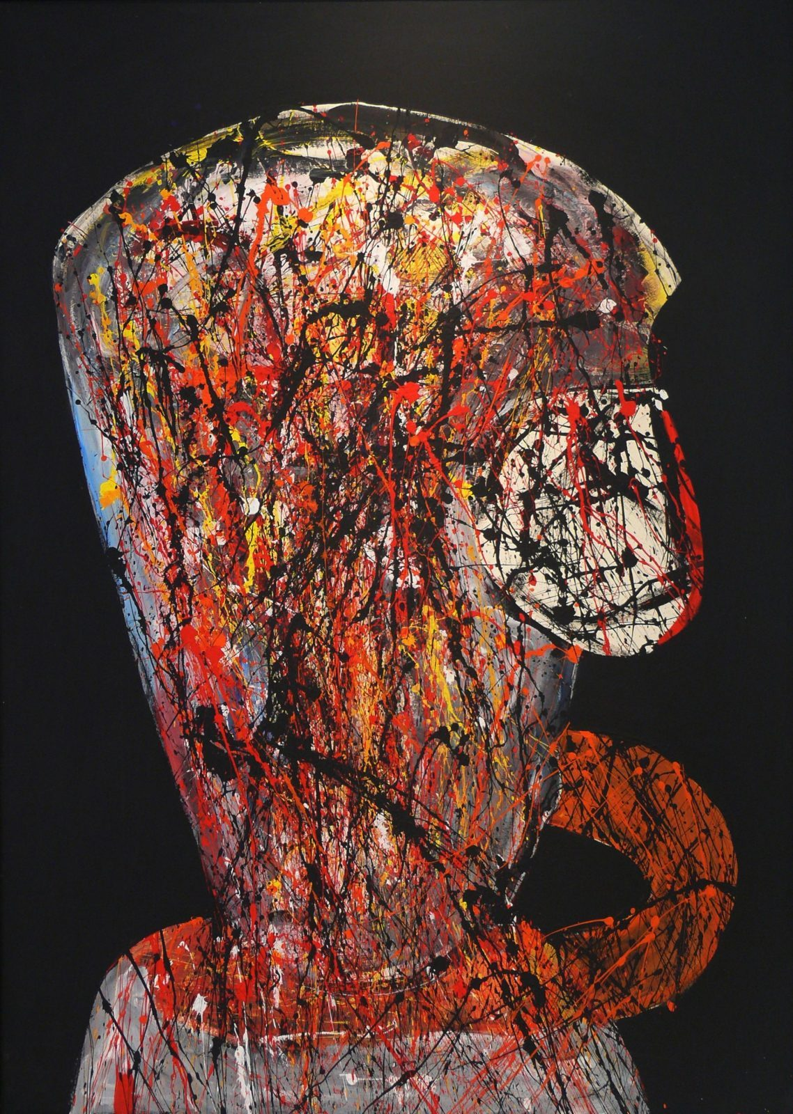 László feLugossy: Endless Heads 1.