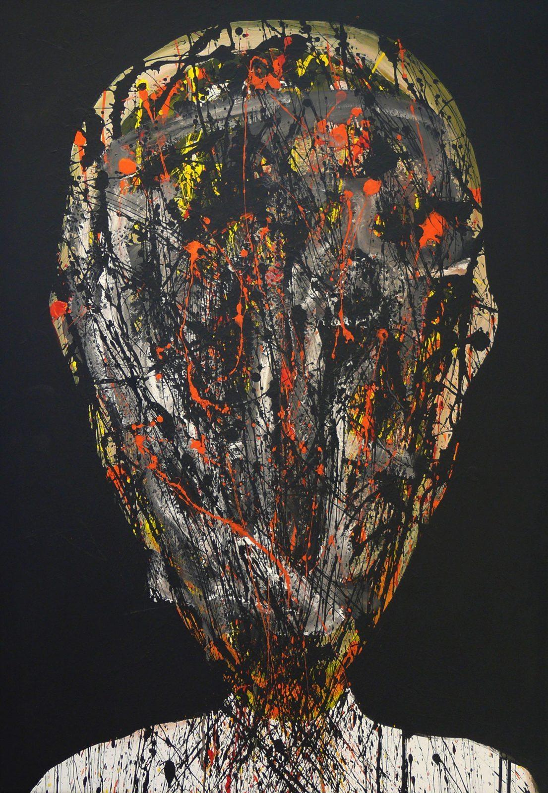 László feLugossy: Endless Heads 4.
