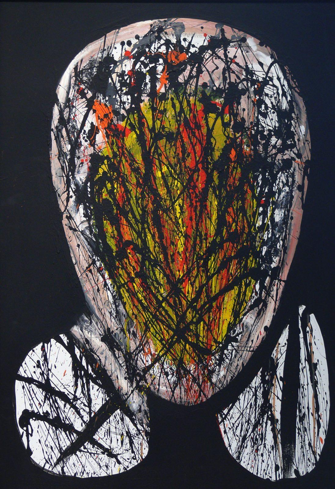 László feLugossy: Endless Heads 5.