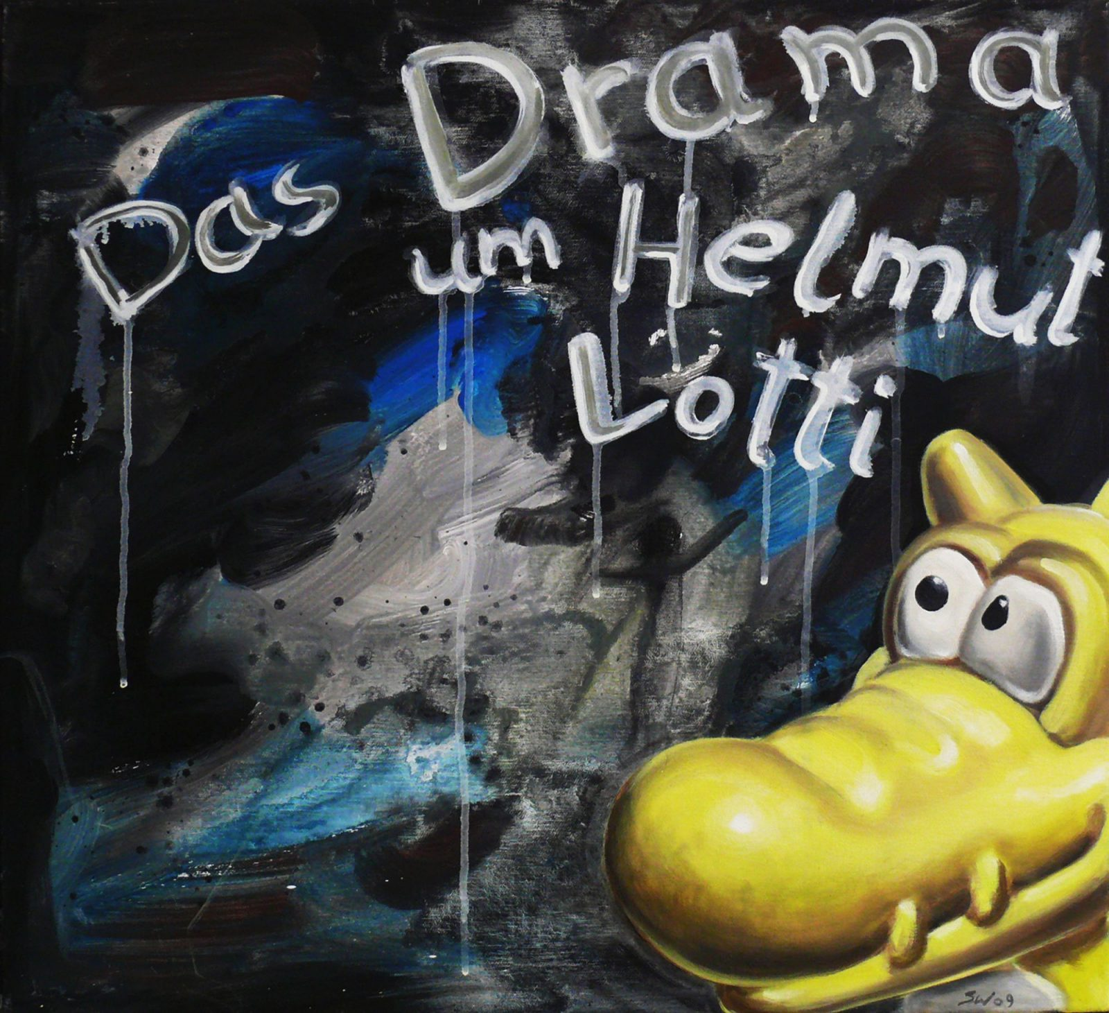 Sebastian Weissenbacher: The Drama of Helmut Lotti