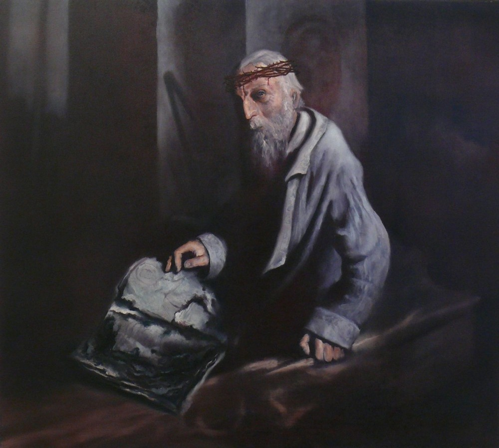Levente Herman: Paradogma (Scene from Tarkovsky's film Andrei Rublev)