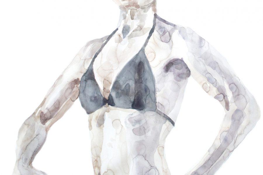 Anna Nemes: Anna Nemes as a Bodybuilder Woman