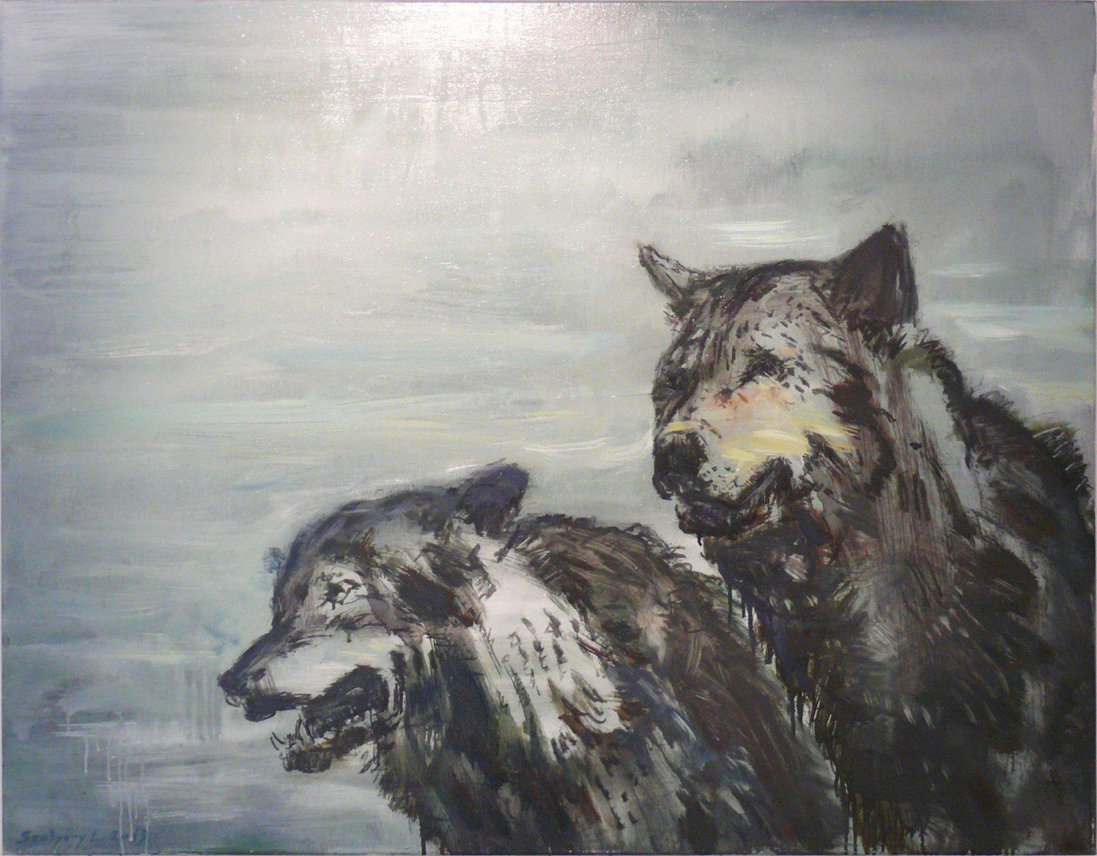 Szotyory László: Farkaskutyák