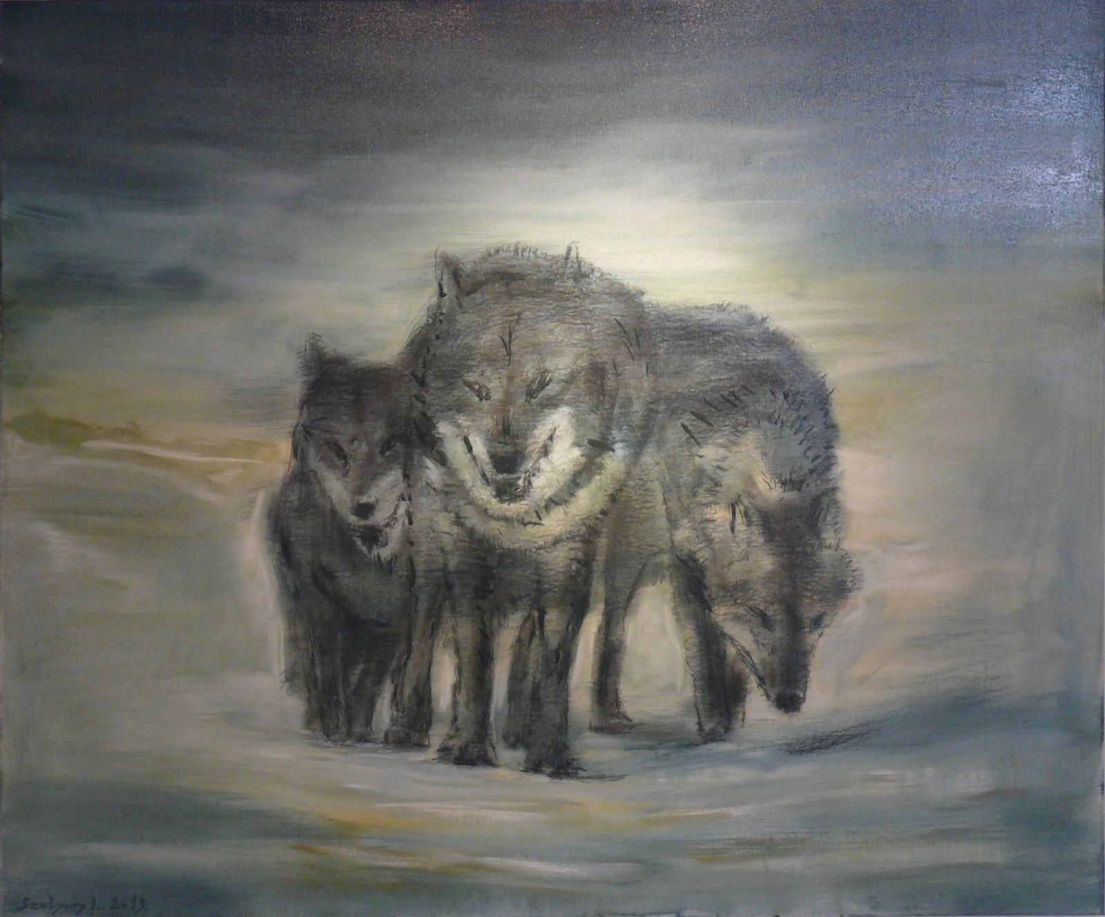 László Szotyory: Wolfs Are Coming