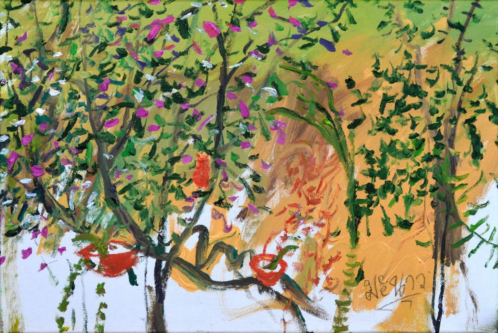 franyo aatoth: Garden Series 11.
