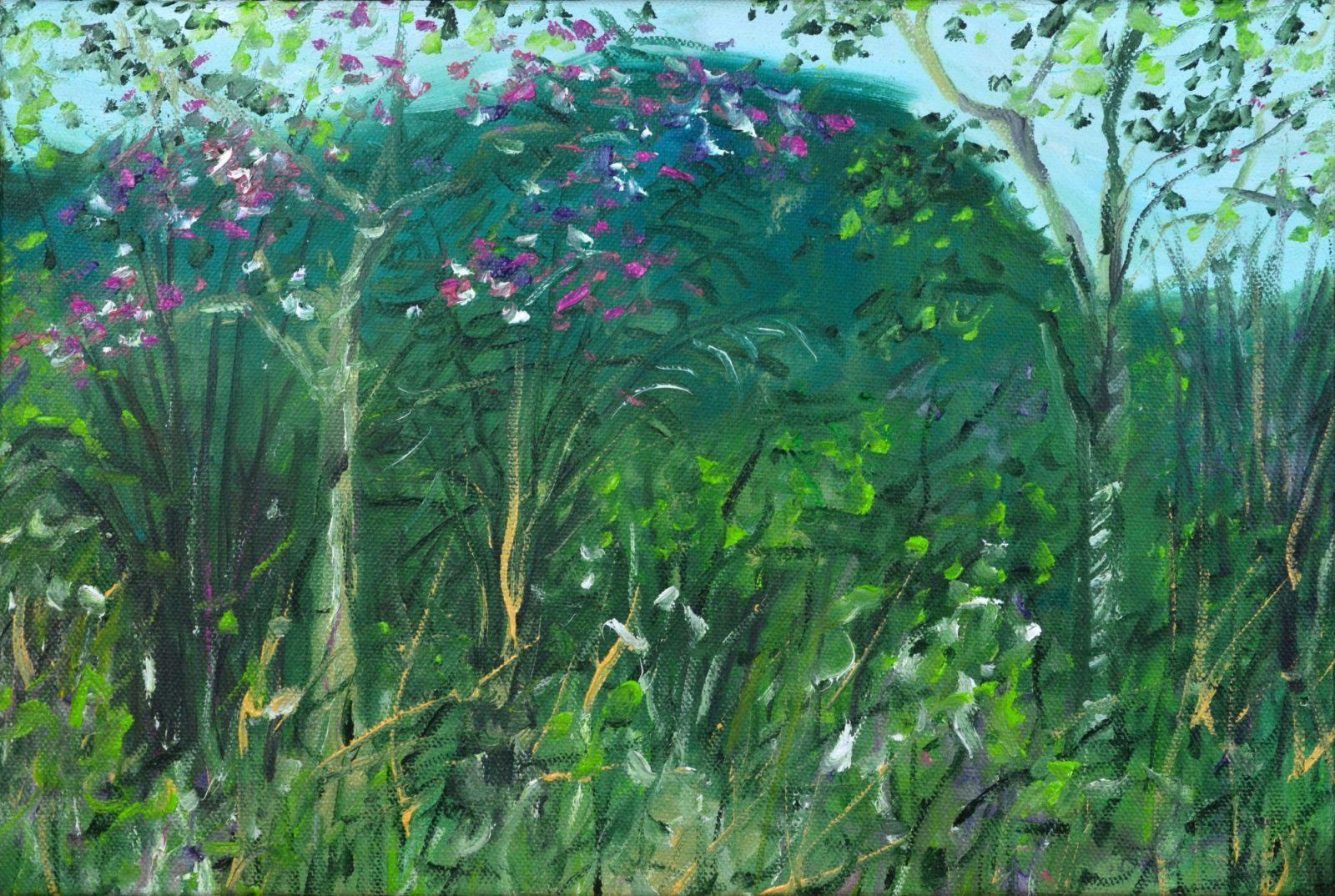 franyo aatoth: Garden Series 14.