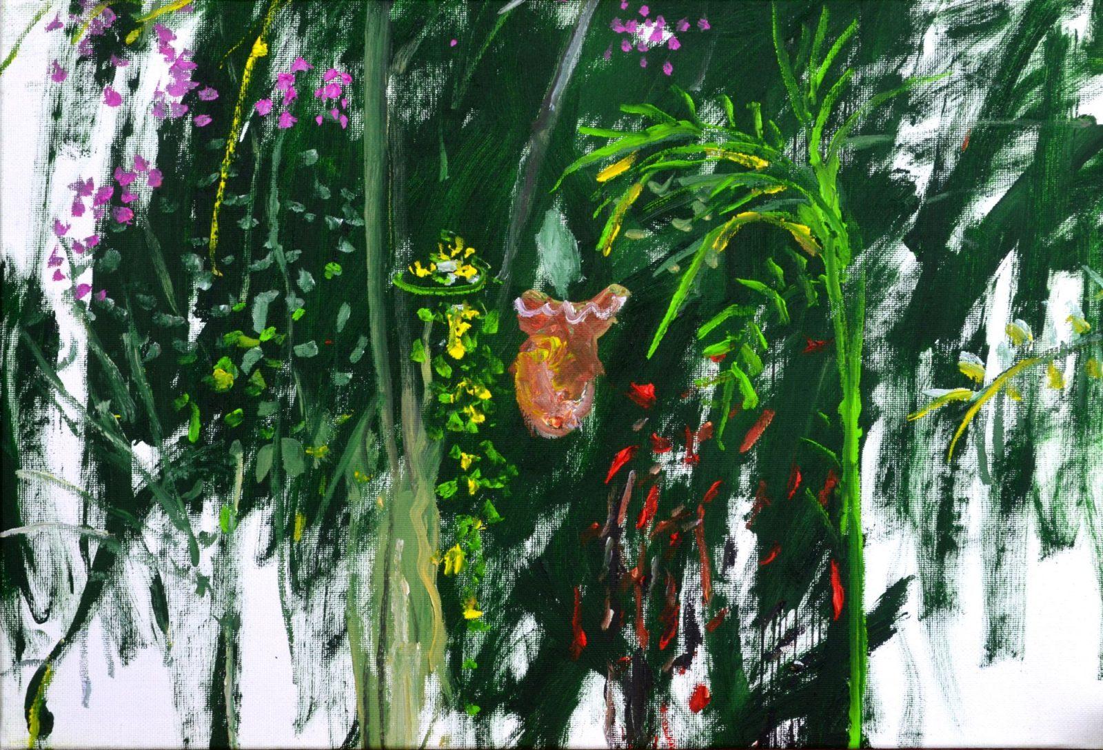 franyo aatoth: Garden Series 17.