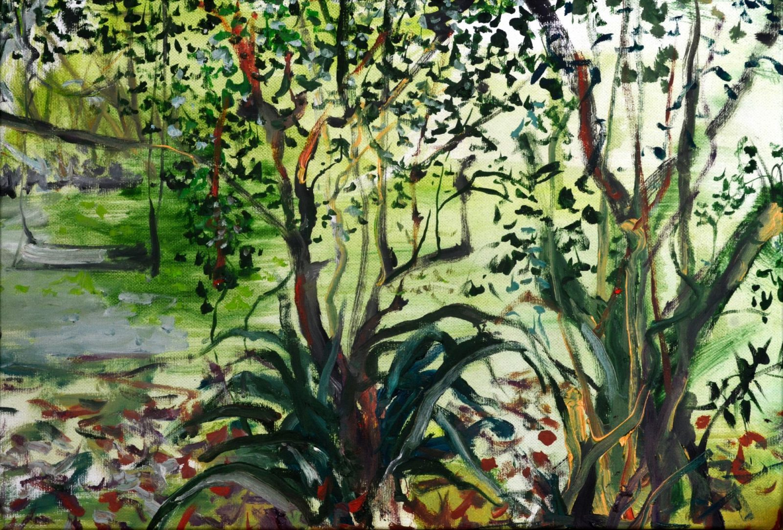 franyo aatoth: Garden Series 19.