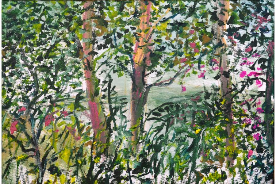 franyo aatoth: Garden Series 2.