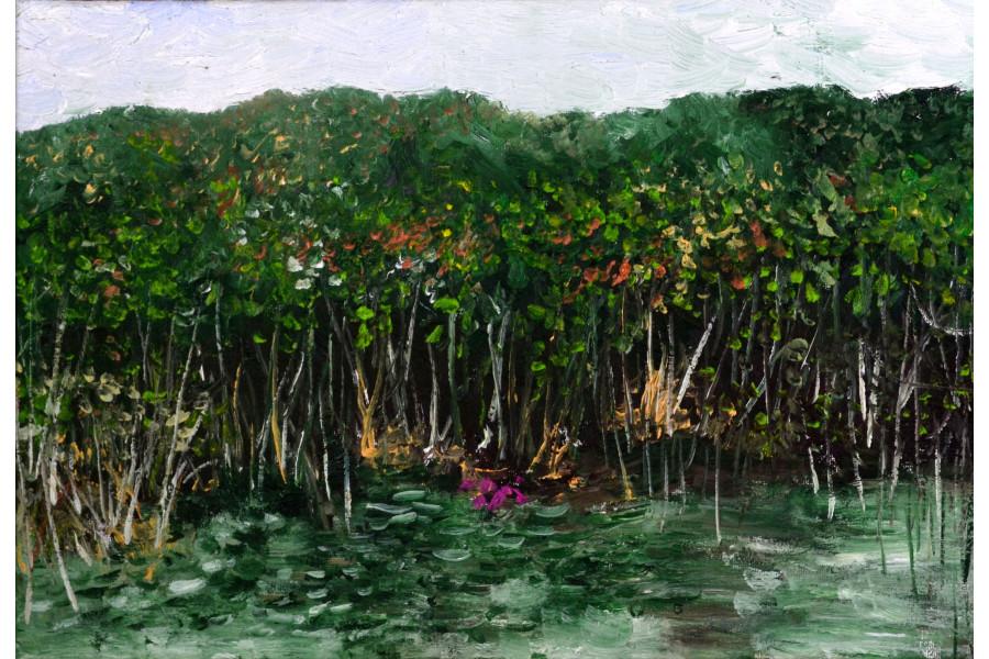franyo aatoth: Garden Series 21.