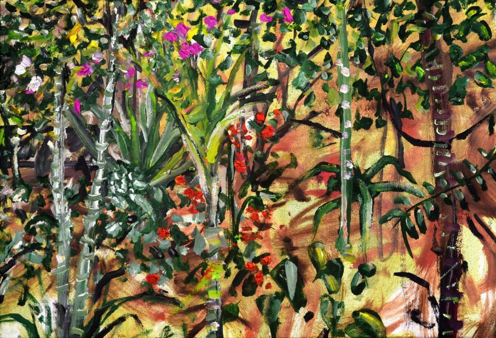 franyo aatoth: Garden Series 23.