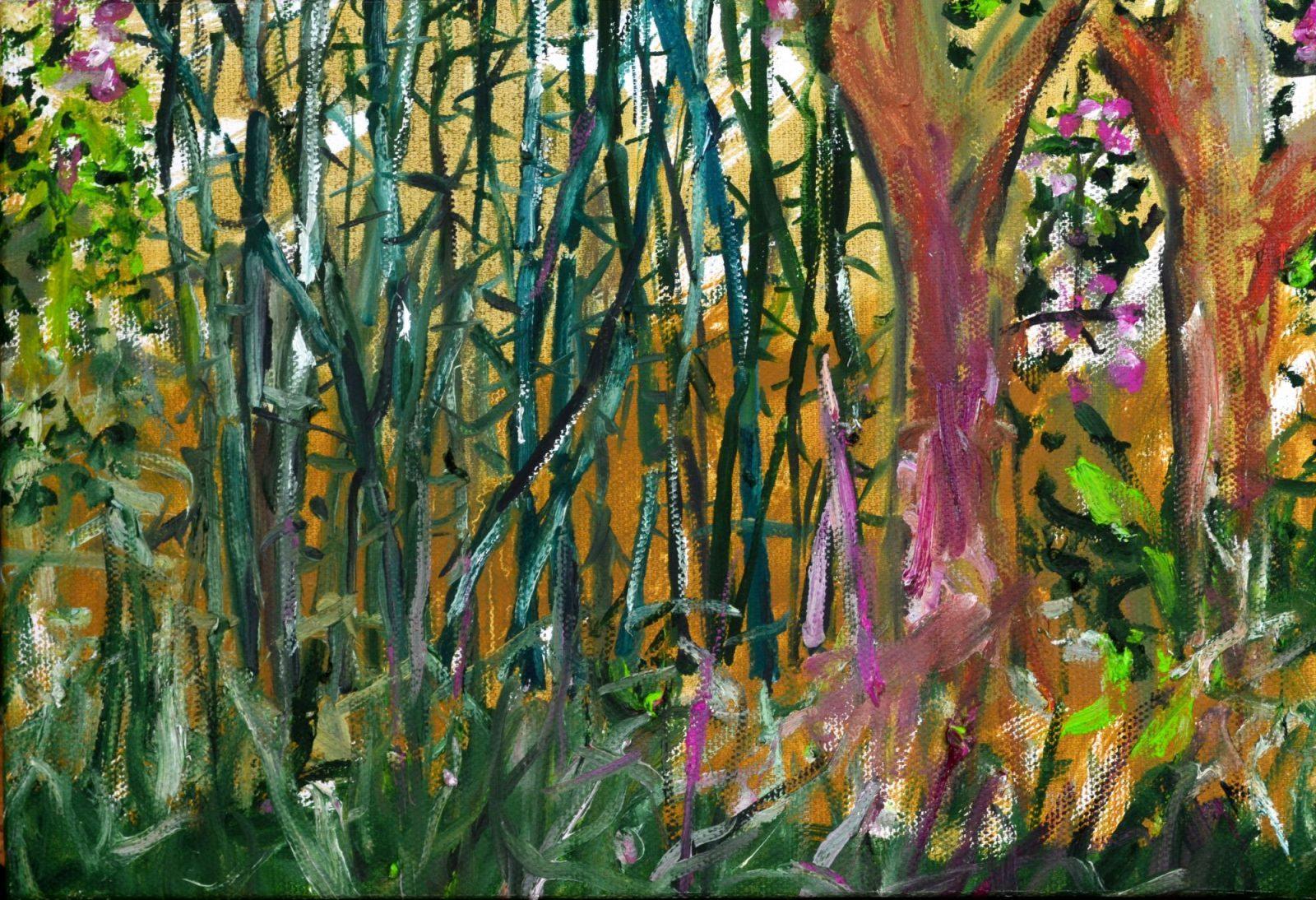 franyo aatoth: Garden Series 24.