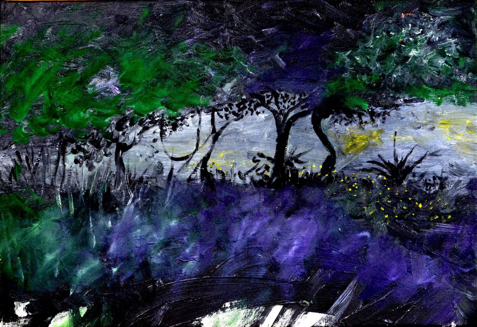 franyo aatoth: Garden Series 26.