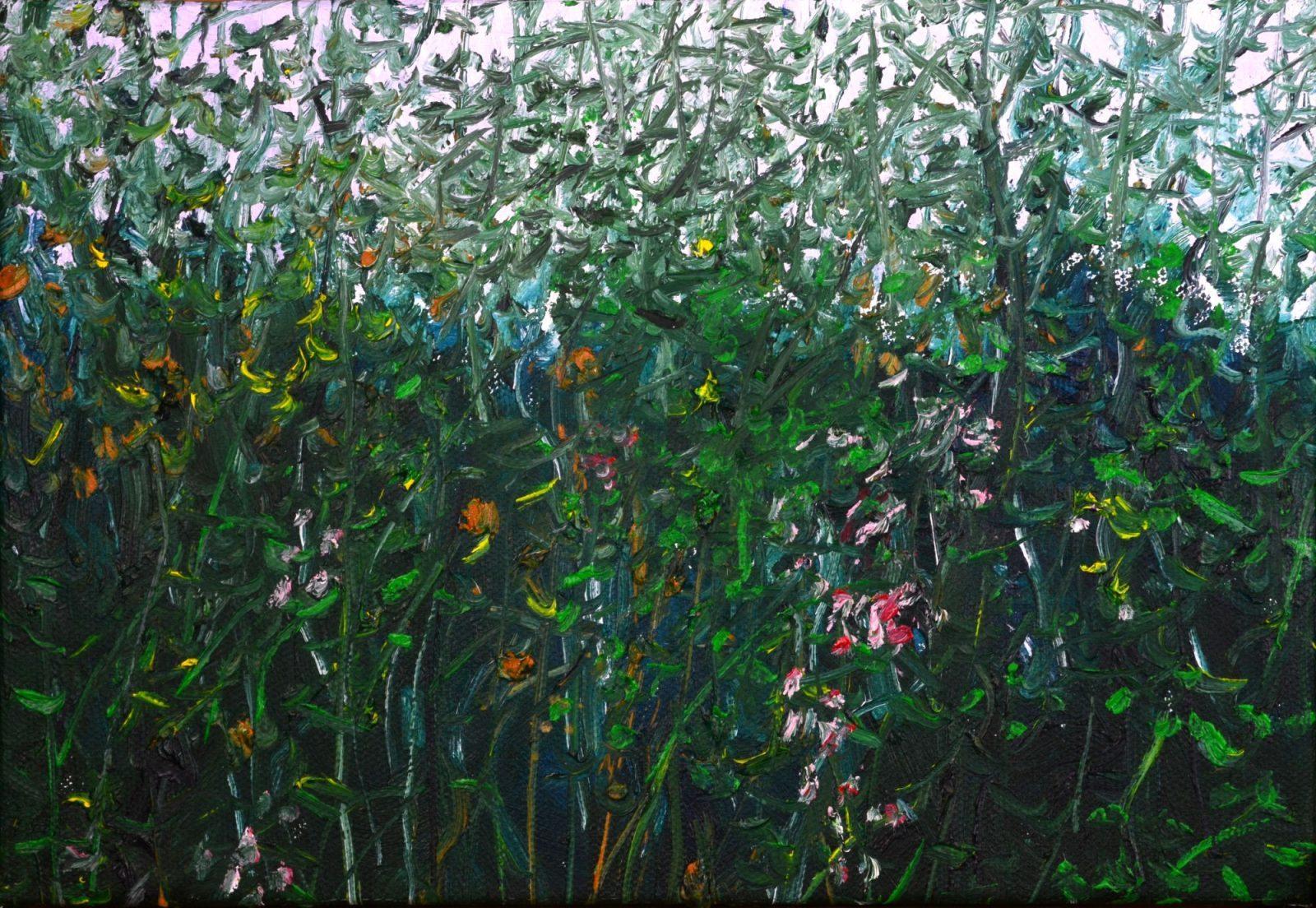 franyo aatoth: Garden Series 28.