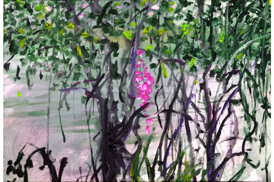 franyo aatoth: Garden Series 29.