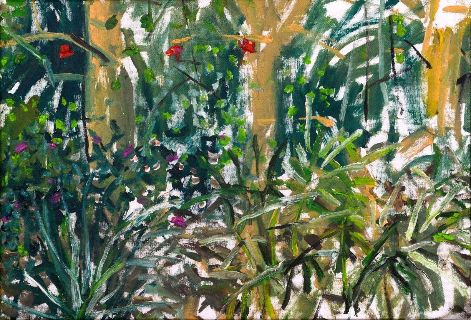 franyo aatoth: Garden Series 30.