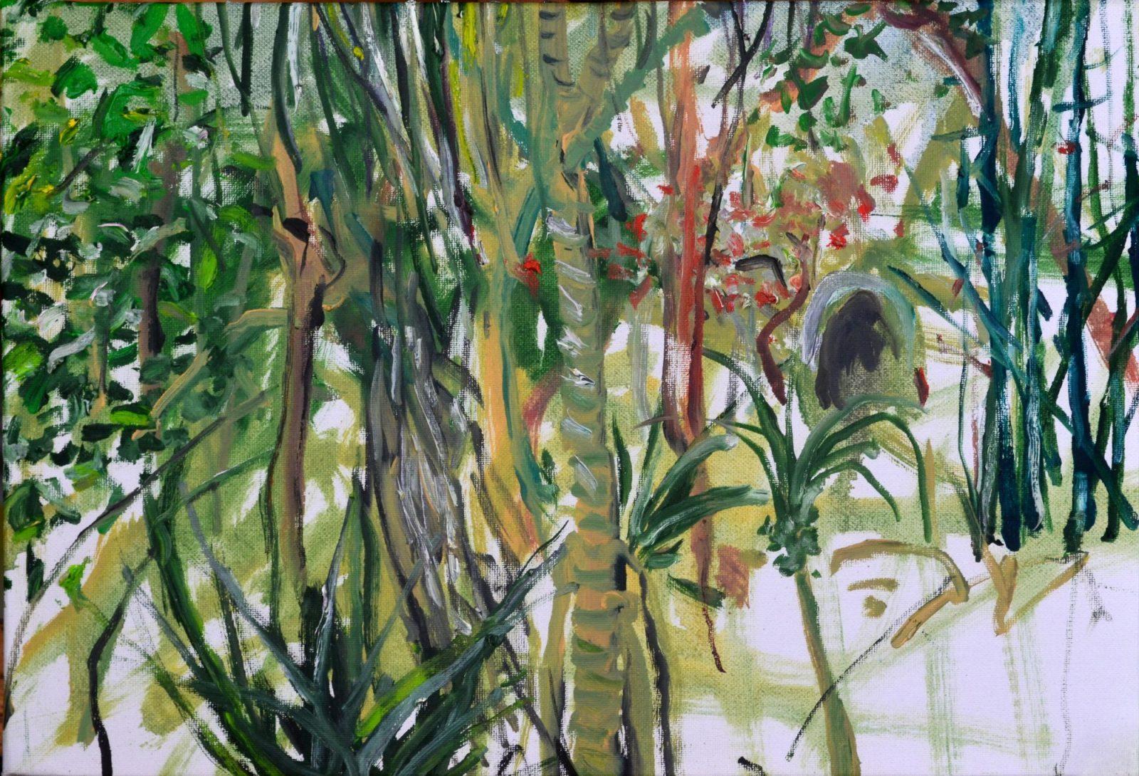 franyo aatoth: Garden Series 31.