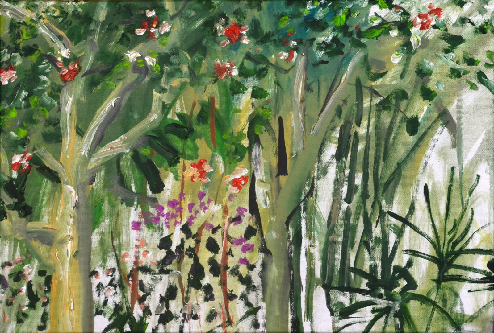 franyo aatoth: Garden Series 5.