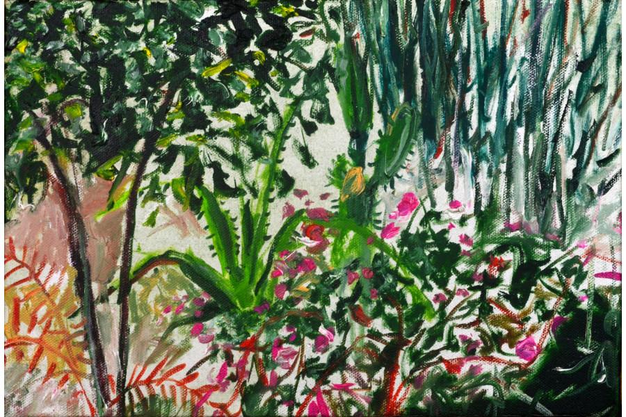 franyo aatoth: Garden Series 6.