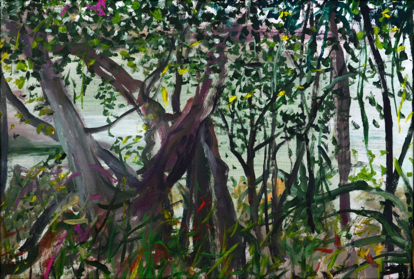 franyo aatoth: Garden Series 7.