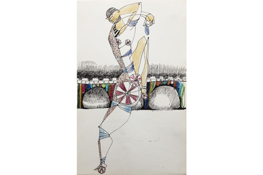 Endre Rozsda: Circus