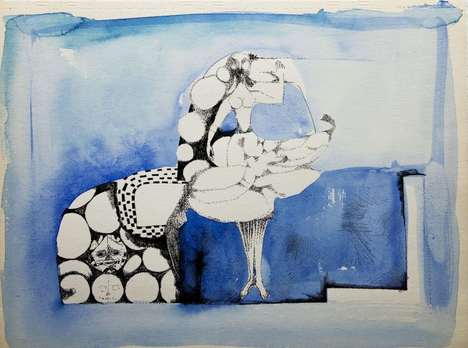 Rozsda_Endre_Les_noces_du_centaure