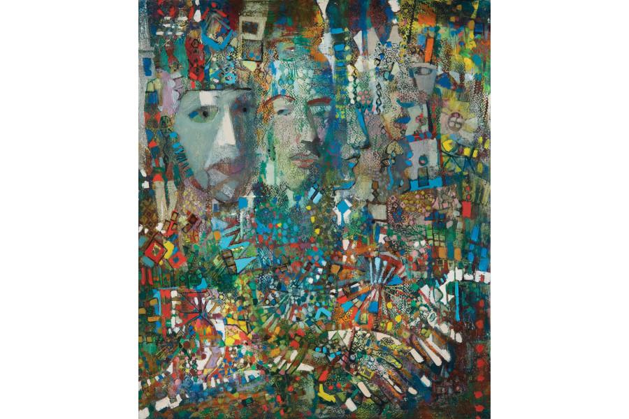 Endre Rozsda: Reflection