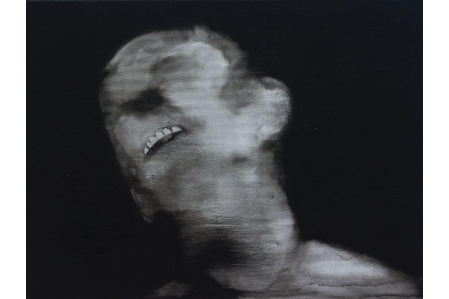 Nemes Anna Absztrakt portré II.