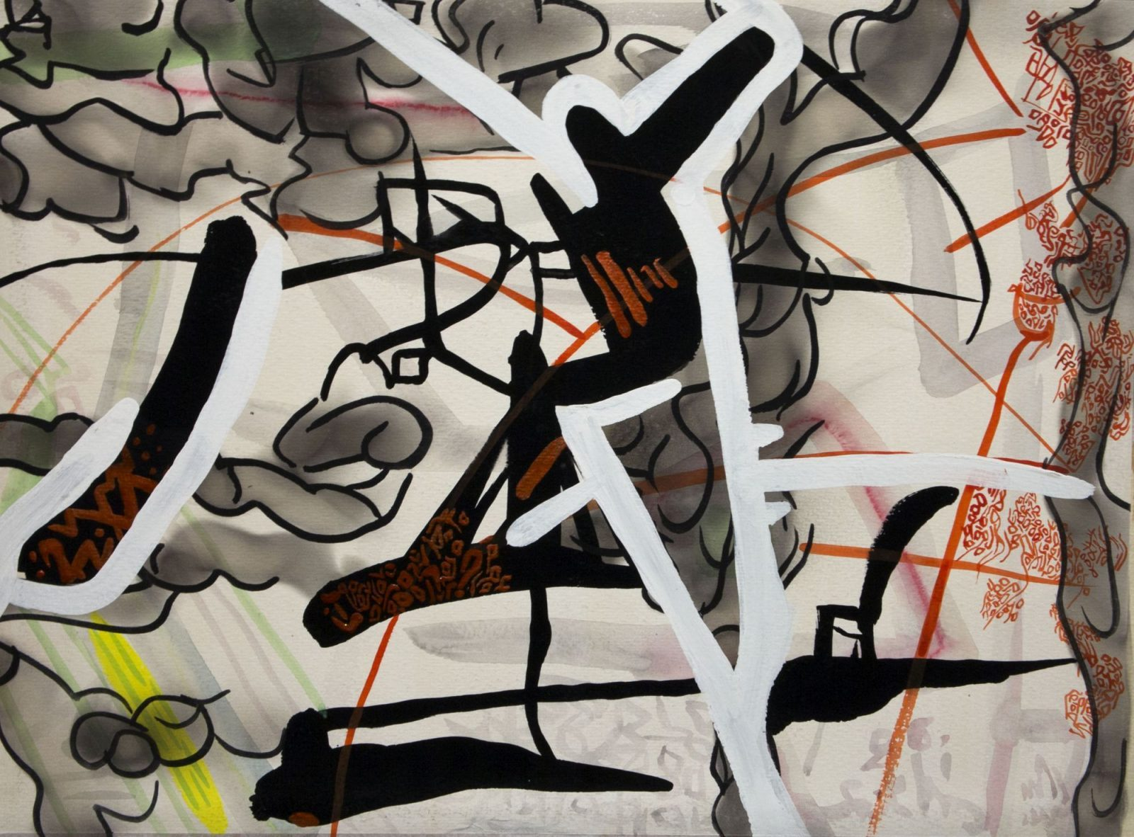 János Szirtes: Room Painting