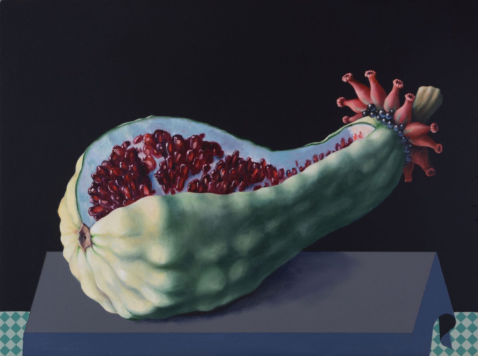 Máté Orr: Forbidden Fruit