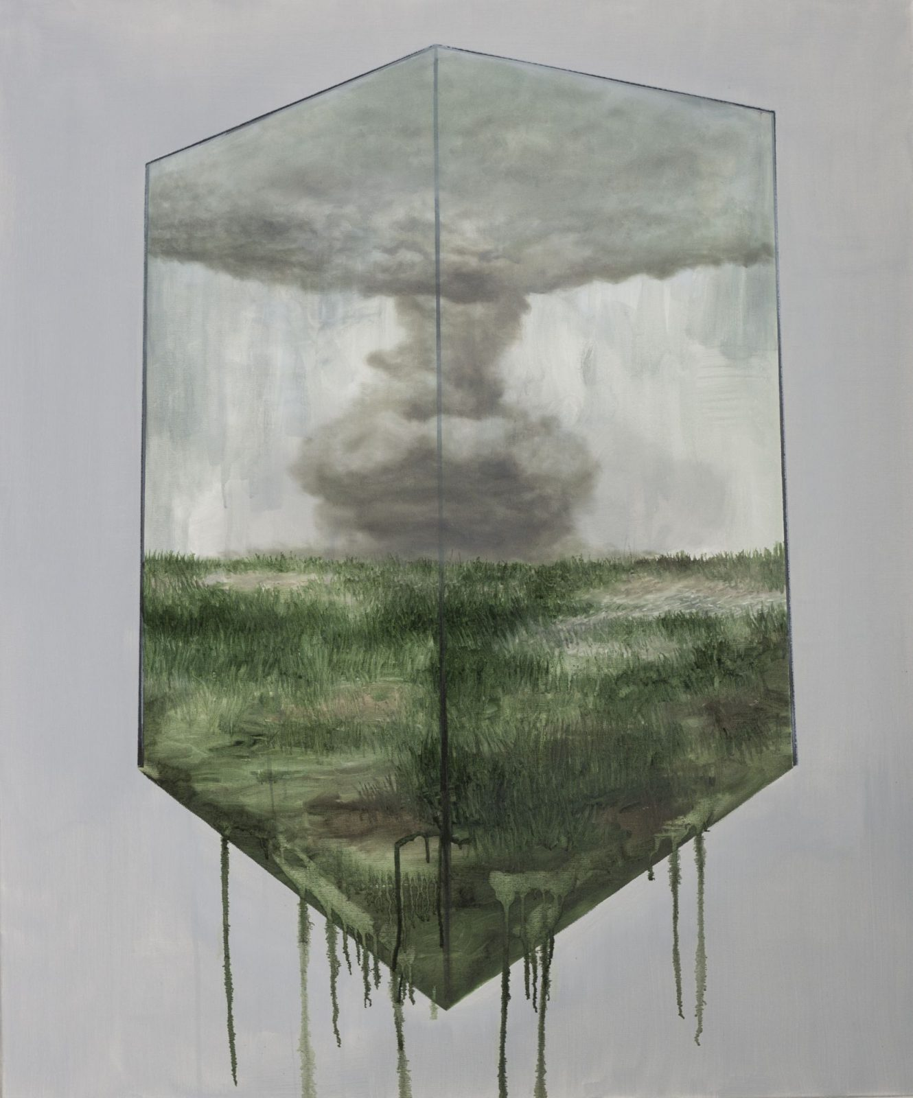 Herman Levente: Atom terrárium